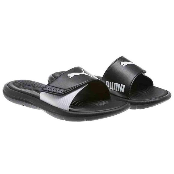 2fc88ec25bde New Women s Puma Slides Sandals Size 8